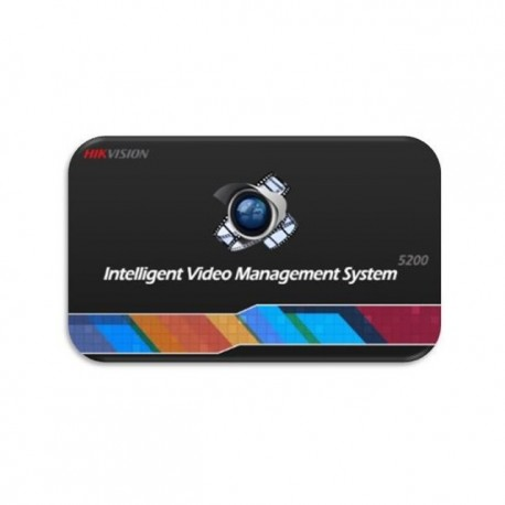 Hikvision IVMS-5200-16-Channel - v IVMS-5200P - License
