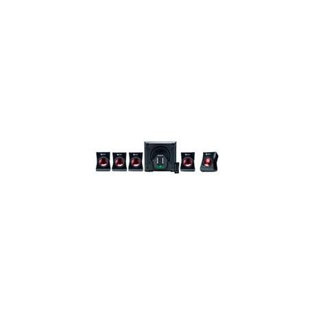 Genius SW-G5.1 3500 - Sistema de altavoces - para PC de teatro en casa