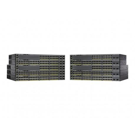 Cisco Catalyst 2960XR-24PS-I - Conmutador - L3