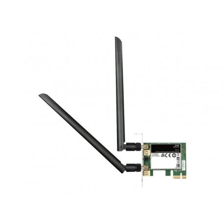 D-Link Wireless AC1200 DWA-582 - Adaptador de red - PCIe perfil bajo