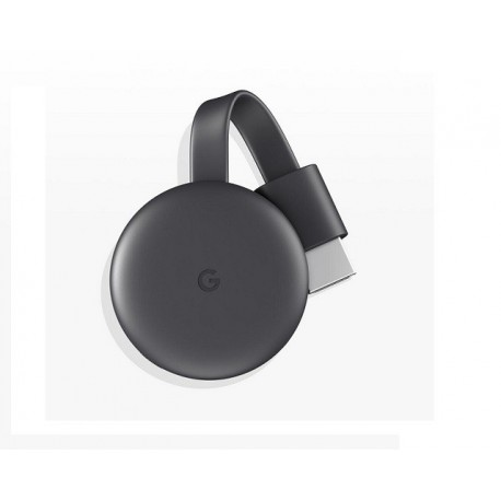 Google Streaming Media Player Chromecast 3 - Chile