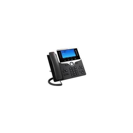 Cisco IP Phone 8841 - Teléfono VoIP - SIP, RTCP, RTP, SRTP, SDP