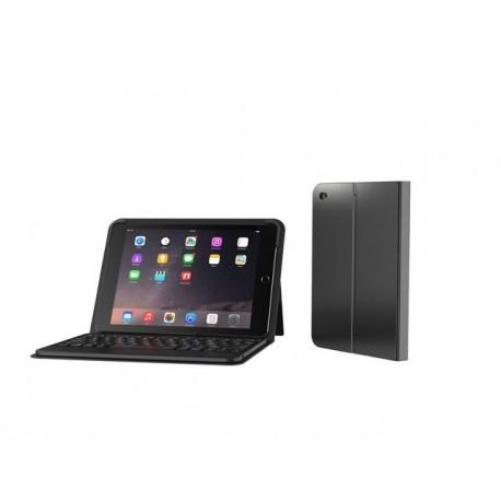 ZAGG Messenger Folio - Keyboard and folio case - Bluetooth