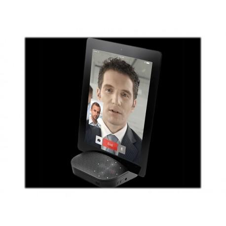Logitech Mobile Speakerphone P710e - Altavoz manos libres - Bluetooth