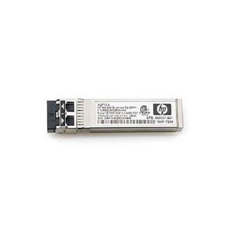 HPE - Módulo de transceptor SFP+ - Canal de fibra de 16 Gb (OC)