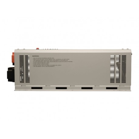 Tripp Lite 2000W APS 12VDC 230V Inverter / Charger w/ Pure Sine-Wave Output Hardwired - Convertidor de corriente CC a CA - CA 23