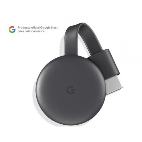 Google - Receptor multimedia digital - Chromecast