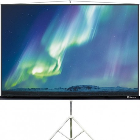 Klip Xtreme KPS-113 - Projection screen with tripod - 92""