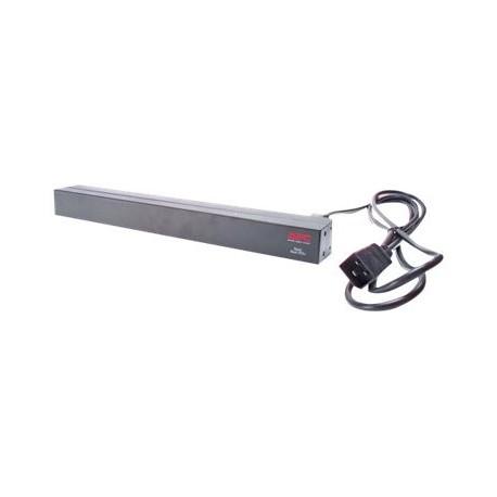 APC Basic Rack-Mount PDU - Unidad de distribución de alimentación (montaje en bastidor) - CA 208/230 V