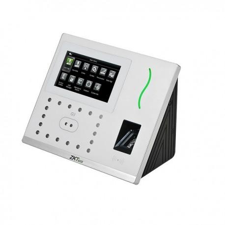 ZKTeco G3 - Sistema de reloj registrador - Teminal Multi-Biométrica para Gestión de Asistencia y Control de Acceso