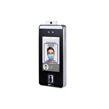 ZKTeco - Face recognition terminal - Body temperature