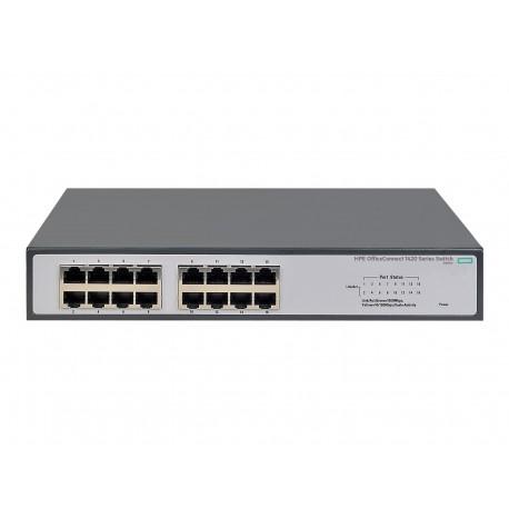HPE 1420-16G - Conmutador - sin gestionar