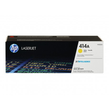 HP 414A - Amarillo - original