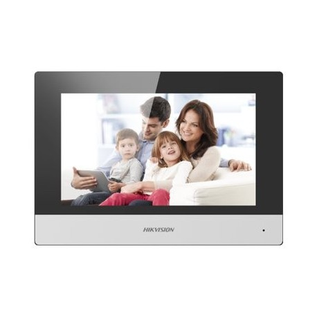Hikvision DS-KC001 - Video intercom monitoring tablet - inalámbrico, cableado